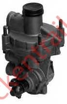 Automatic load sensing valve