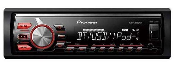 Pioneer  MVH-370BT Radio-Bluetooth