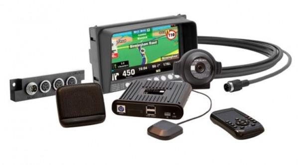 Orlaco Front View Camera Sets With Navigation For All Makes