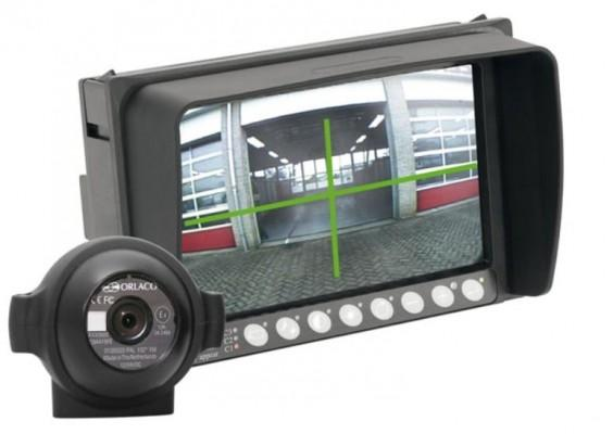 Orlaco  combination Rear View Camera Set