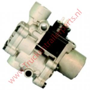 Magnetic valve ABS