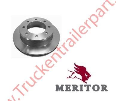 Brake disc Meritor