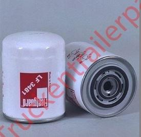 Oil filter element Iveco