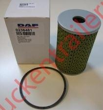 Oil filter element DAF 475/575