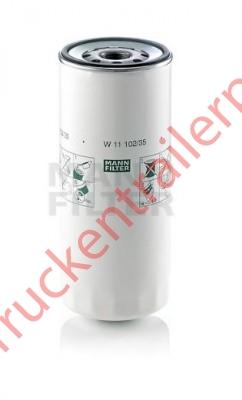 Oil filter element  W 11 102/35