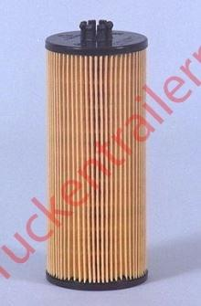 Oil filter element MAN