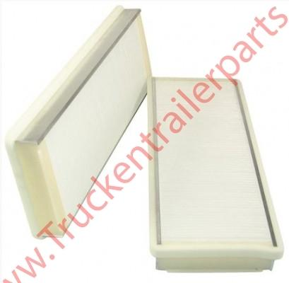 Air filter element cabine