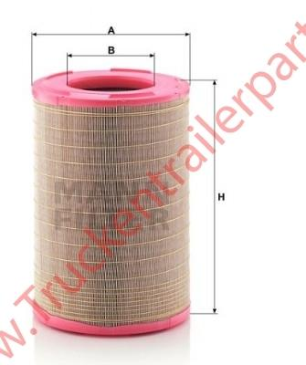 Air filter element Engine C 30 1240